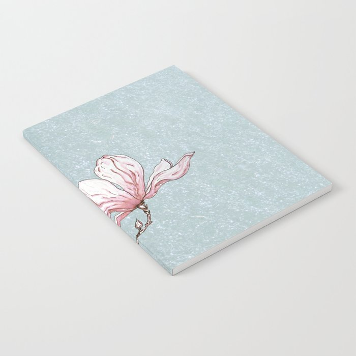 Magnolia Bloom Notebook