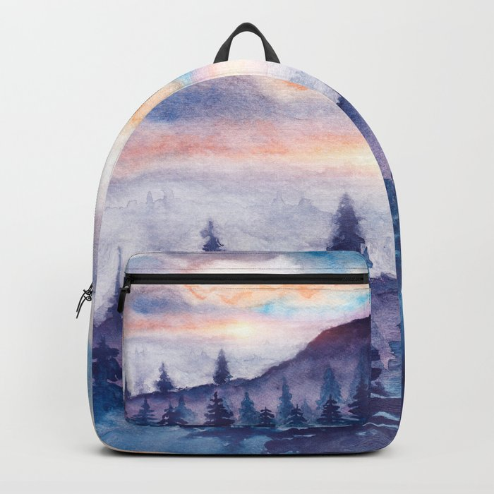 Into The Forest IX Backpack