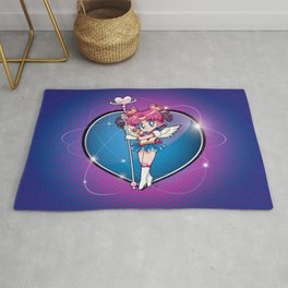 Sailor Chibi Chibi - Sailor Moon Sailor Stars vers. Rug