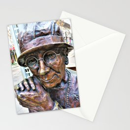 The Famous 5: Louise McKinney Stationery Cards