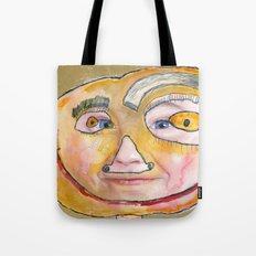 I feel loved Tote Bag
