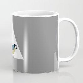 Cheeky Blue Tit Coffee Mug
