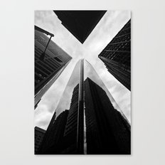 Philly X Canvas Print