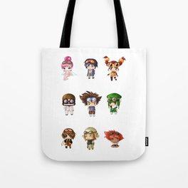 Chibi Goggles Tote Bag