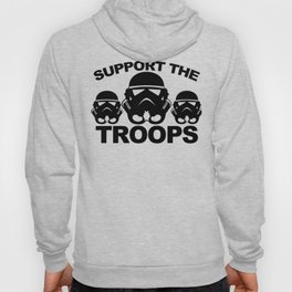 TROOPS SUPPORT Hoody