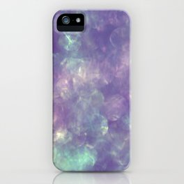 Irridescent Shimmer iPhone Case