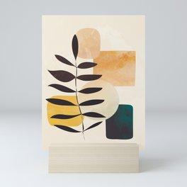 Abstract Elements 20 Mini Art Print