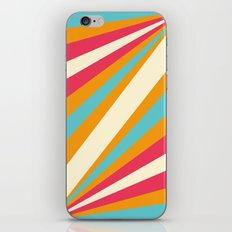 Diagulous Series: Sunnyside iPhone & iPod Skin