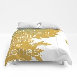 A joyful heart Comforters