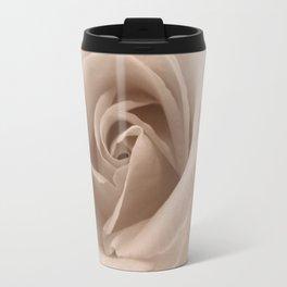 Rose in sepia Travel Mug