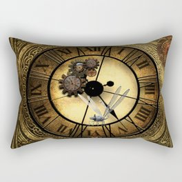 Steampunk design Rectangular Pillow