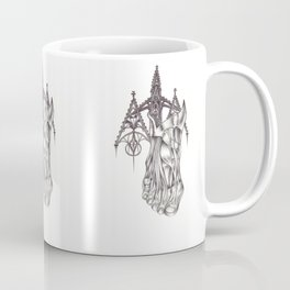 I don't know who lives there. I don't know what happened. Coffee Mug