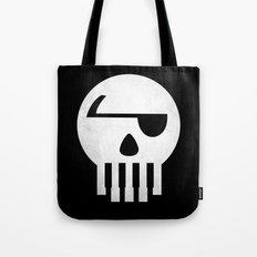 Music Piracy Tote Bag