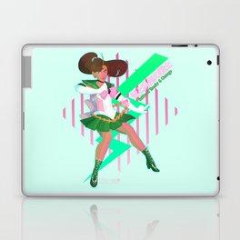 Guardian of Thunder & Courage Laptop & iPad Skin