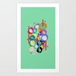 O's Art Print