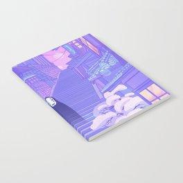 Kaonashi Notebook