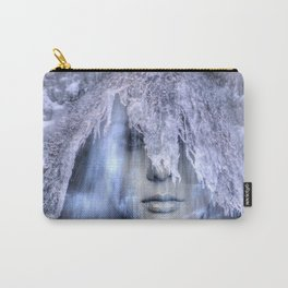 Iceberg girl Carry-All Pouch