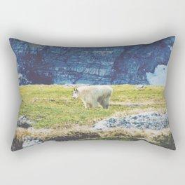 Mountain Wanderer Rectangular Pillow