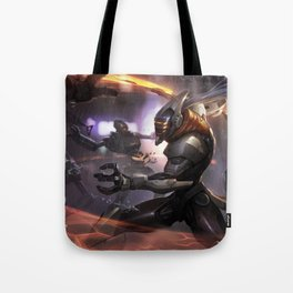 PROJECT Yi League Of Legends Tote Bag