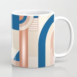 Bold Blocks Coffee Mug