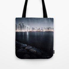 Dubai Night Tote Bag