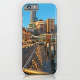 San Francisco Downtown 1 iPhone Case