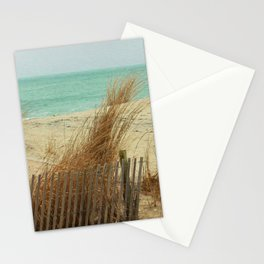 Aqua Sea Breeze Stationery Cards