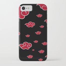 AKATSUKI CLAN  iPhone Case
