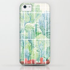 Winter in Glass Houses I iPhone 5c Slim Case