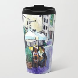 An Italian lunch Travel Mug