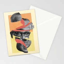 Discombobulated Three Stationery Cards