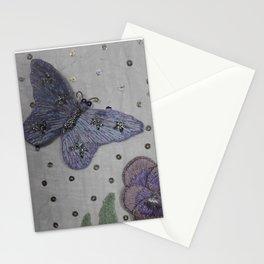 Butterfly Garden Stationery Cards