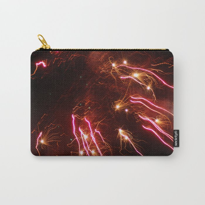 Pops of Color Carry-All Pouch