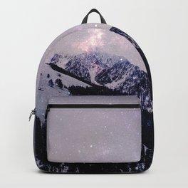 Winter howl Backpack