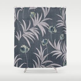 FLORAL#04 Shower Curtain