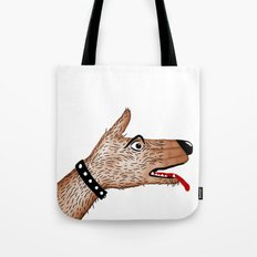 You Ain't Nothin' But A Hand Dog Tote Bag