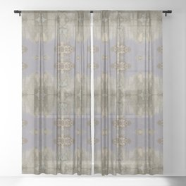 prism sequence number 4 Sheer Curtain