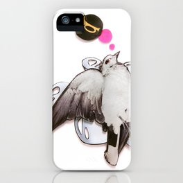 toot!   Collage iPhone Case