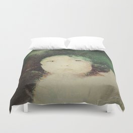 Childhood / Infancia Duvet Cover