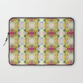 Lots of Feelings Abstract Painting Laptop Sleeve