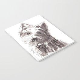 Bon Bon - the cat-like dog Notebook