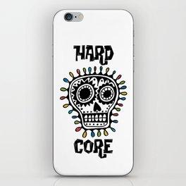 Sugar Skull - sharpie iPhone Skin