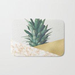 Pineapple Dip VII Bath Mat