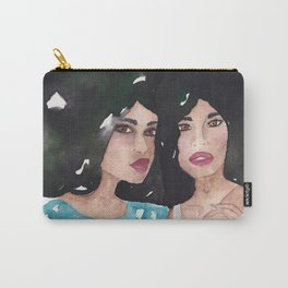 Twin Queens Carry-All Pouch