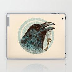 Raven's Head Laptop & iPad Skin