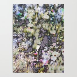Dogwood Dell Poster