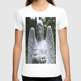Angel Frozen In Time T-shirt