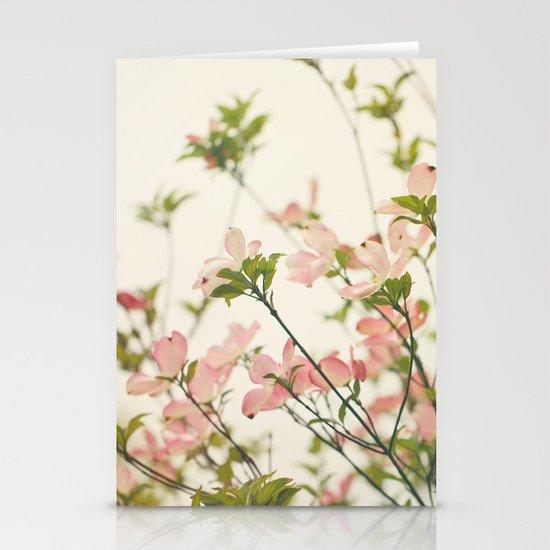 Under the Dogwood Tree  Stationery Cards
