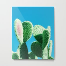 Cactus Love #Society6 #Decor #Buyart Metal Print