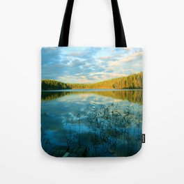 Earth, Water and Air Tote Bag